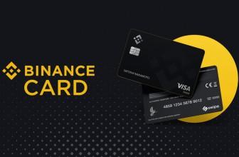 Free Binance VISA Card