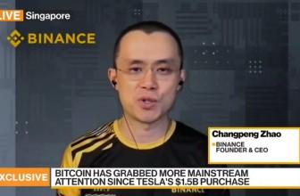 "Binance's CEO Changpeng ""CZ"" Zhao about Elon Musk and Dogecoin"
