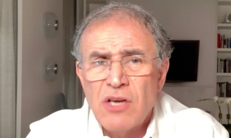 Nouriel Roubini: There is a massive manipulation by a bunch of whales. Bitcoin is a risky asset class