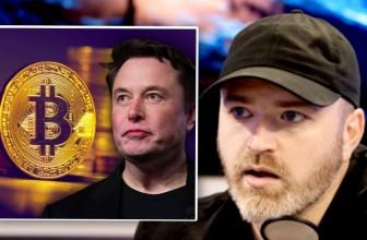 Elon Musk explains his massive BTC Purchase